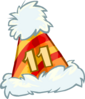 11th Anniversary Hat icon