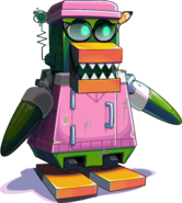 Aunt Arctic Bot corrupted