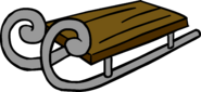 Sled (furniture)