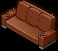 Brown Designer Couch sprite 005