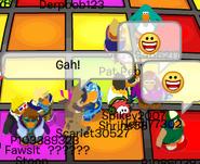 Sasquatch found in Night Club