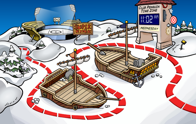File:Rockhopper's Arrival Party Snow Forts.png