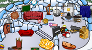 Tour Guide's Igloo