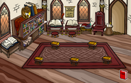 Medieval Party 2010 Book Room