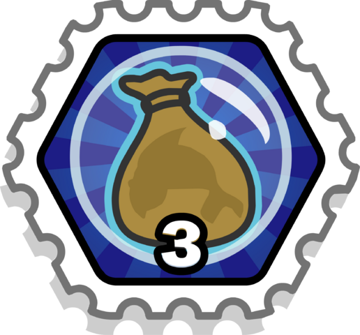 File:3 Coins Bubbles Stamp.png