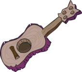 Wooden Guitar icon