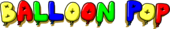 BALLOON POP logo