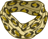 Leopard Print Scarf icon