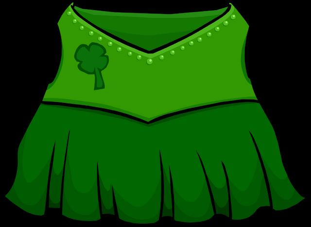 File:Shamrock Dress.png