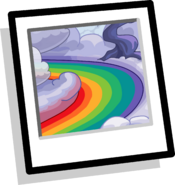 Cloud Forest Background icon