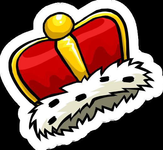File:King's Crown Pin.PNG