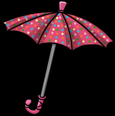 File:Polka Dot Umbrella.png