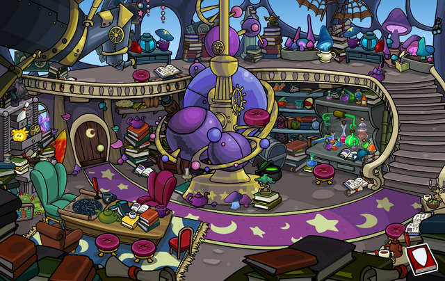 File:Medieval Party 2013 Wizard Library.png