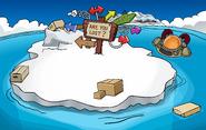 April Fools' Party 2010 Iceberg