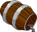 Cream Soda Barrel sprite 007