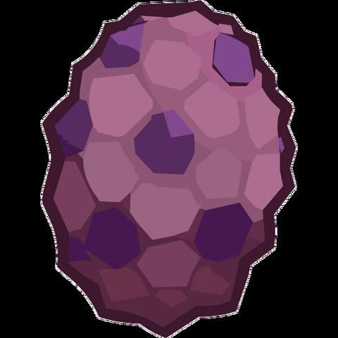 File:Prehistoric 2013 Eggs Triceratops Purple.png