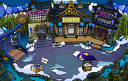 Card-Jitsu Party 2011 Plaza