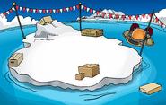 April Fools' Party 2009 Iceberg