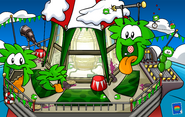Puffle Party 2013 Beacon