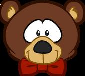 Teddy Bear Head
