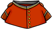 Doorman's Jacket clothing icon ID 4014