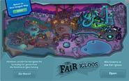 Fair 2014 Map