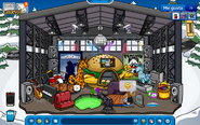 Grasstain's Igloo