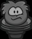 Perched Puffle Statue sprite 008