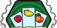 Fruit Squeeze stamp