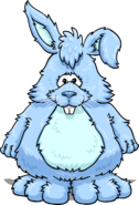 Blueberry Bunny Costume PC