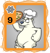 Recipe for Disaster card