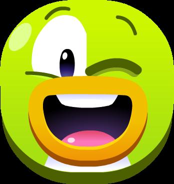 Emoji Winking Face