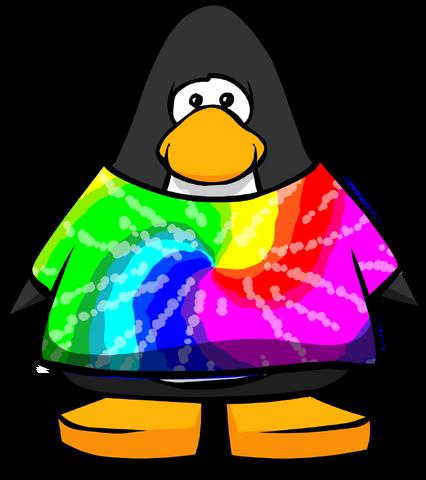 File:Tie Dye Shirt cutout.PNG