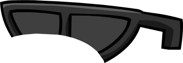 File:Black Sunglasses4.png