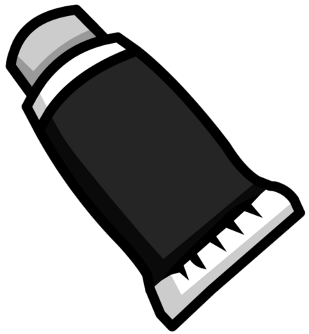 File:Black Face Paint clothing icon ID 2050.png