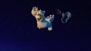 Herbert Flies Through the Air