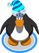 First Merry Walrus Hat In-Game