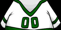 Green Away Hockey Jersey