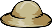 Safari Hat clothing icon ID 432