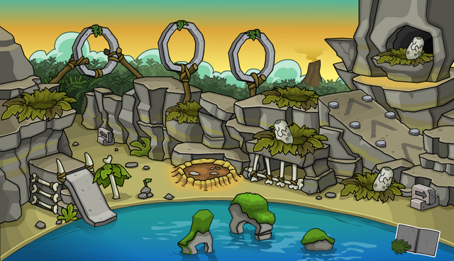 File:The Cove during the Prehistoric Party 2013.png