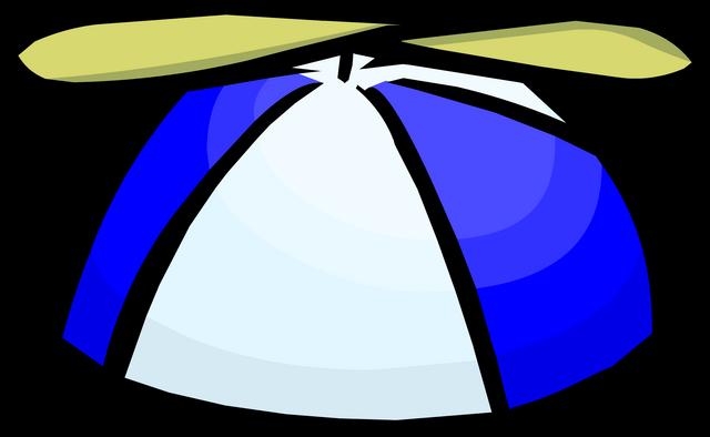 File:Blue Propeller Cap.PNG