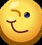 Emoji Classic Wink
