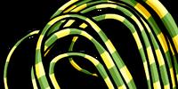 Yellow Climbing Rope