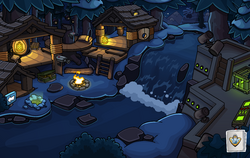 Operation Puffle EPF Treehouses