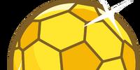 The Golden Soccer Ball