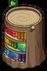 Stump Bookcase sprite 026