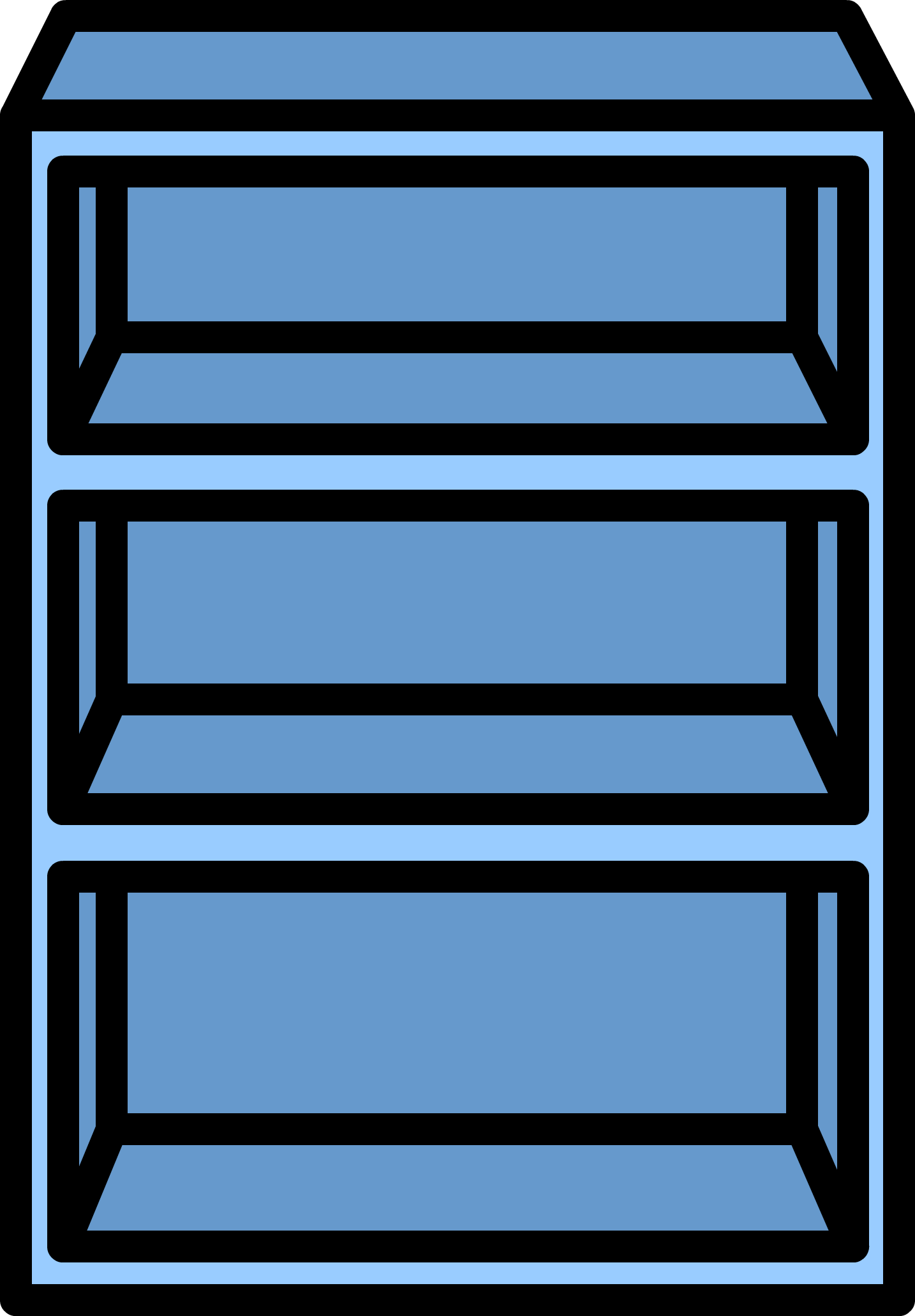 Blue Bookcase blue bookshelf | club penguin wiki | fandom poweredwikia