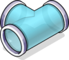 T-joint Puffle Tube sprite 042