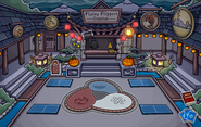 Halloween Party 2010 Ninja Hideout