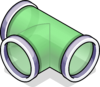 T-joint Puffle Tube sprite 021